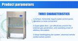 Armoire en acier inoxydable à flux laminaire horizontal Banc Banc d'alimentation de l'air propre