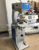 Cilindrische semi-Auto Één de Printer van het Stootkussen van de Kleur voor de Knop van de Aanpassing