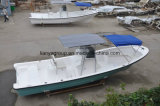 Liya 7.6m de Witte Boot van de Vissersboot van de Vissersboot van de Glasvezel van de Boot Panga