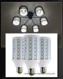 セリウムRoHS Cerlificateが付いている高品質ランプE27 E40 B22 20W 50W SMD LEDのトウモロコシライト