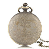 El patrón de anclaje de la Cadena Collar reloj de bolsillo