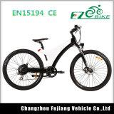 Vehículo eléctrico barato de la potencia de Lituium de 26 pulgadas con el neumático de Kenda