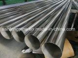 Tubazione certificata iso dell'acciaio inossidabile dei fornitori delle aziende