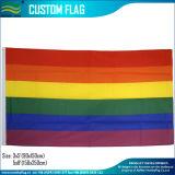 Bandierina gaia del Rainbow di orgoglio di Polyetser (B-NF01F06038)