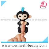 Игрушки детей обезьяны младенца взаимодействующего любимчика Fingerlings электронные маленькие
