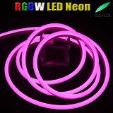 RGB färben LED-flexibles Neonlicht für Gebäude-Dekoration