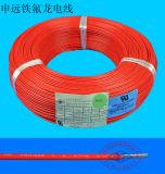Fio resistente ao calor do plástico do Teflon de China