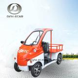 Миниый электрический автомобиль при коробка груза сделанная в Китае