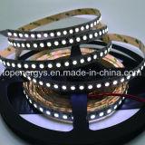 O melhor preço 120 LED SMD impermeável 12V DC3528 Luz de LED RGB flexível