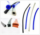 Silcone Tube Sealing Strip Haute qualité personnalisée en forme différente