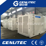 генератор 1000kw 1250kVA Cummins тепловозный с типом сенью контейнера