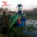 Coupe de mauvaises herbes agricoles aquatiques drague d'aspiration pour l'exportation