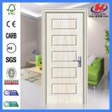 内部の材木木製PVCドアを折る振動プラスチック
