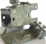 Le connecteur en alliage de zinc/meurent le moulage Ing (GV, ISO9001 : 2008)