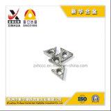 Las piezas insertas del aluminio del torno del carburo de tungsteno utilizaron TCGT