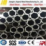 خاصّ يشكّل فولاذ أنابيب/أنابيب سداسيّة شكل فولاذ أنابيب