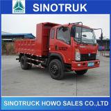 광업 대형 트럭을%s Sinotruk 4X2 덤프 트럭 15t 쓰레기꾼