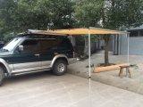 Tenda della parte superiore del tetto dell'automobile più calda facoltativa con la rete della tenda o di zanzara del lato dell'automobile