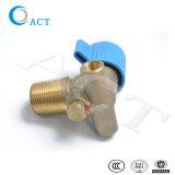 La presión del gas el GNC el FTL-3 la válvula de llenado