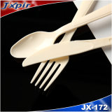 Kitchen Colored Plastic Cutlery Sets Disposable