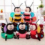 아이들 아기 소파가 작은 가정 가구 꿀벌에 의하여 Plushed 농담을 한다