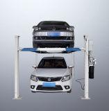 Четыре должности автостоянка и системы автоматического стояночного подъемника