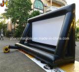 Schermo di film gonfiabile esterno dello schermo di proiezione da vendere