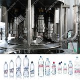 Kant en klaar Project voor de Volledige Vullende Lopende band van het Water Agua