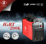 Máquina de soldadura do inversor IGBT/MMA com Ce (IGBT-120K/140K/160K/180K/200K/250K)