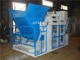 移動式油圧ブロック機械Qmy12-15具体的な空のセメントのブロック機械価格