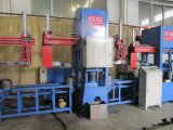 De auto Machine van het Ponsen van het Gat en Embleem die Machine met Mechanische Wapens voor de Lijn van de Productie van de Gasfles van LPG maken