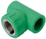 Encaixes de tubulação da fonte da água de PPR com melhor qualidade