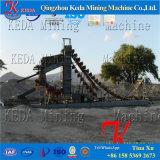 Dragueur à chaînes de fleuve pour le minerai en vente
