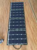 Portable pliant le panneau solaire 190W pour la caravane de remplissage