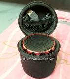 Unidade de disco EVA reservatório interior macio Mini Música Portátil Caso do alto-falante