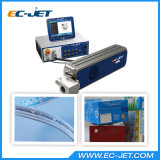 Laser del CO2 de la máquina de grabado del código de Qr para la impresión de la botella (EC-laser)