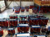 Transformateur d'alimentation amorphe scellé immergé dans l'huile triphasé d'alliage