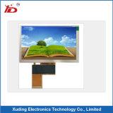 TFT LCD 7.0 ``1024*600 avec l'écran tactile résistif + logiciel compatible