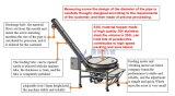 Neue Entwurfs-Schrauben-Schwingung-Aufzug-Maschine für das Puder-Führen (JAT-U230)