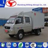 De lichte Aanhangwagen van de Vrachtwagen van de Lading/Kleine Vrachtwagen met de Doos van de Lading op Verkoop