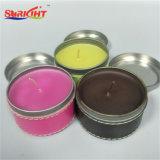 Nette im Freienzinn-Kerzen mit Gewinde-Aufkleber