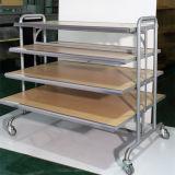 Gabinete da prateleira da zorra 6/indicador da prateleira/gabinete feito sob encomenda gabinete de madeira