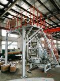 Neuer Typ vertikales reibendes System für Puder-Beschichtung-Herstellung