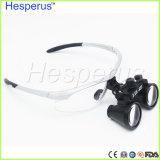 vidrios ópticos de medida adaptable Hesperus de plata de Galileo de la lupa quirúrgica de 3.5X 420m m Magnifiying