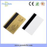 Scheda di identificazione stampata Tk4100 di controllo di accesso dello Smart Card del PVC di insieme dei membri di affari di RFID 125kHz