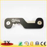 Chaîne principale en métal multifonctionnel et organisateur en aluminium de clé