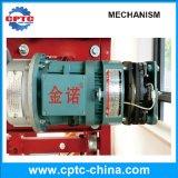 De ElektroMotor van de Industrie van het metaal voor het Hijstoestel van de Bouw