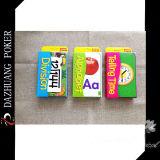 Beste Qualität kundenspezifische Pocket grelle Spiel-Karten