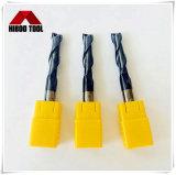 Alta qualidade de carboneto de Flauta Longa extremidade quadrada Mills