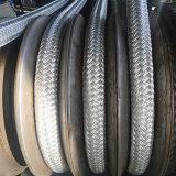 Doppeltes umsponnenes Seil-Marine-Polyester-Trosse-Seil Durchmesser-78mm